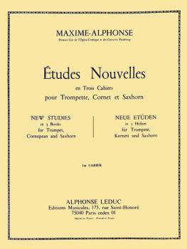 Etudes Nouvelles - Volume 1 (Trumpet Solo) (HL-48180198)