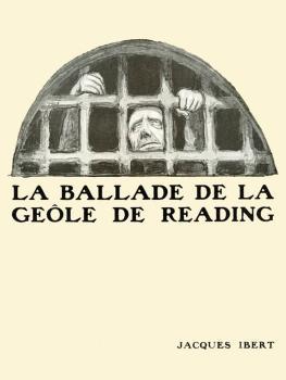 La Ballade de la Geole de Reading (for Piano Duet) (HL-48180205)