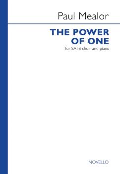 The Power of One (SATB and Piano) (HL-00277961)