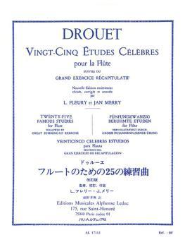 Vingt-Cinq Etudes Célebres pour la Flute (HL-48180278)