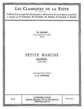 Petite Marche - Classiques No. 26 (for Flute and Piano) (HL-48180286)