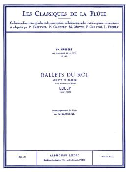Areitte en Rondeau - Classiques No. 32 (for Flute and Piano) (HL-48180287)