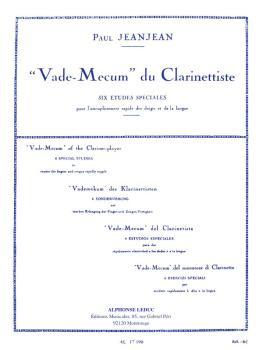 Vade-Mecum du Clarinettiste (for Clarinet Solo) (HL-48180295)