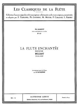 Invocation - Classiques No. 43 (for Flute and Piano) (HL-48180314)