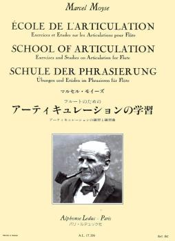 Ecole de L'articulation pour Flute: [School of Articulation for Flute] (HL-48180316)