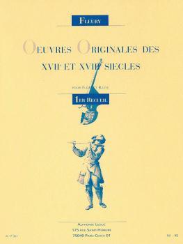 Oeuvres Originales des XVII et XVIII Siecles: [Original Works of the 1 (HL-48180319)