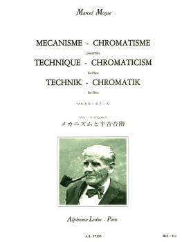 Technique - Chromaticism for Flute (HL-48180328)