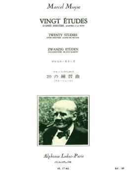 Twenty Studies After Kreutzer (for Flute) (HL-48180340)
