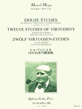 Douze Etudes de Grande Virtuosite D'apres Chopin: [Twelve Studies of V (HL-48180341)