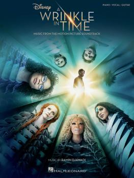 A Wrinkle in Time: Music from the Motion Picture Soundtrack (HL-00277256)