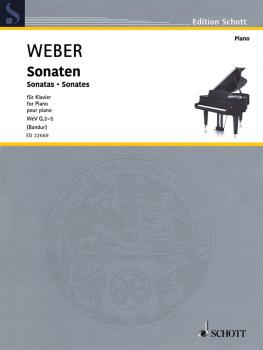 Sonata: Edited from the Text of the Carl Maia Von Weber Complete Editi (HL-49045977)