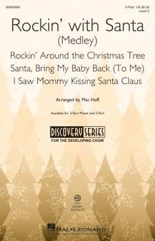 Rockin' with Santa (medley) (Discovery Level 2) (HL-00263465)