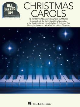 Christmas Carols - All Jazzed Up! (HL-00277866)