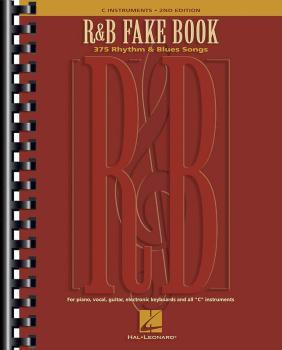 R&B Fake Book - 2nd Edition: 375 Rhythm & Blues Songs (HL-00240107)