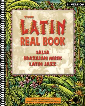 The Latin Real Book - E-flat Edition (HL-00240141)