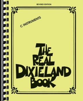 The Real Dixieland Book (C Instruments) (HL-00240355)