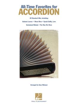All-Time Favorites for Accordion (HL-00311088)