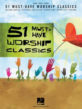 51 Must-Have Worship Classics (HL-00311825)