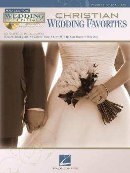 Christian Wedding Favorites: Wedding Essentials Series (HL-00311941)