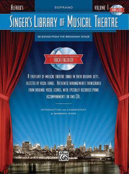 Singer's Library of Musical Theatre - Vol. 1: Soprano Book/2-CDs Pack (HL-00322215)