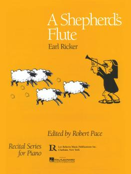 A Shepherd's Flute: Recital Series for Piano, Yellow Book II (HL-00372165)