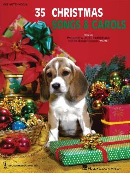 35 Christmas Songs and Carols (HL-00384912)