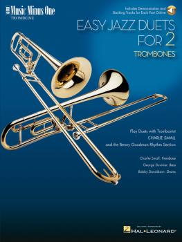 Easy Jazz Duets for Two Trombones and Rhythm Section (HL-00400077)