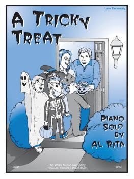 A Tricky Treat: Later Elementary Level (HL-00406814)