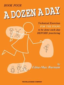A Dozen a Day Book 4 (HL-00415686)