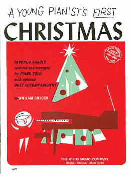 A Young Pianist's First Christmas: Early Elementary Level (HL-00416048)