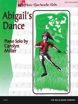 Abigail's Dance: Early Intermediate Level (HL-00416496)