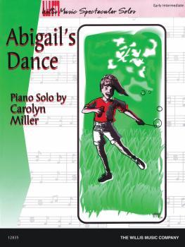 Abigail's Dance: Early Intermediate Level (HL-00416496)