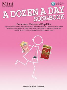 A Dozen a Day Songbook - Mini: Early Elementary Level (HL-00416861)