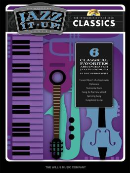 Eric Baumgartner's Jazz It Up! - Classics - Bk/CD: Mid-Intermediate Le (HL-00416867)