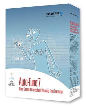 Antares Auto-Tune 7 TDM (Pro Tools-Compatible): World-Standard Profess (AN-00631666)