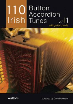 110 Irish Button Accordion Tunes (with Guitar Chords) (HL-00634200)