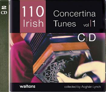110 Irish Concertina Tunes (with Guitar Chords) (HL-00634207)