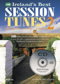 110 Ireland's Best Session Tunes - Volume 2 (with Guitar Chords) (HL-00634221)
