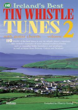 110 Ireland's Best Tin Whistle Tunes - Volume 2 (with Guitar Chords) (HL-00634224)