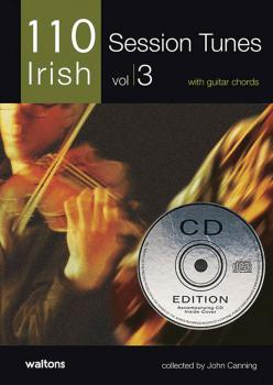 110 Ireland's Best Session Tunes - Volume 3 (with Guitar Chords) (HL-00634231)