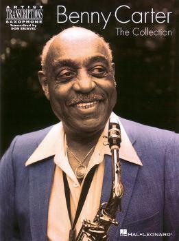 Benny Carter Collection (Alto Sax) (HL-00672314)
