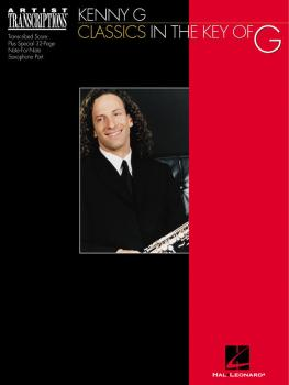 Kenny G - Classics in the Key of G: Soprano and Tenor Saxophone (HL-00672462)