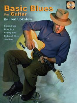 Basic Blues for Guitar (Book/CD Pack) (HL-00695011)