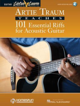 101 Essential Riffs for Acoustic Guitar (HL-00695260)