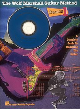 Basics 1 - The Wolf Marshall Guitar Method (HL-00697221)