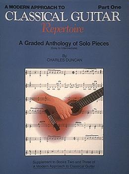 A Modern Approach to Classical Repertoire - Part 1 (Guitar Technique) (HL-00699204)