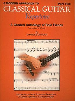 A Modern Approach to Classical Repertoire - Part 2 (Guitar Technique) (HL-00699208)