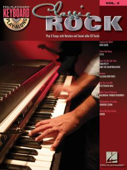 Classic Rock: Keyboard Play-Along Volume 3 (HL-00699877)