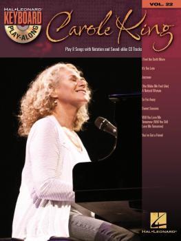 Carole King: Keyboard Play-Along Volume 22 (HL-00701756)