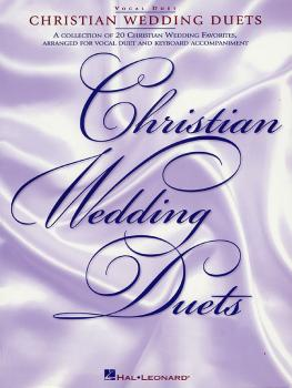 Christian Wedding Duets (HL-00740110)